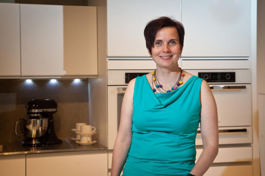 Keittiömaailma Marjut Pulli describes video recruitment process